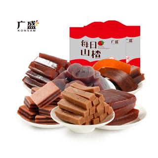 山楂组合零食大礼包750克