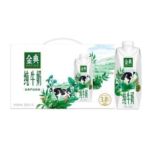 伊利金典纯牛奶250ml*10盒