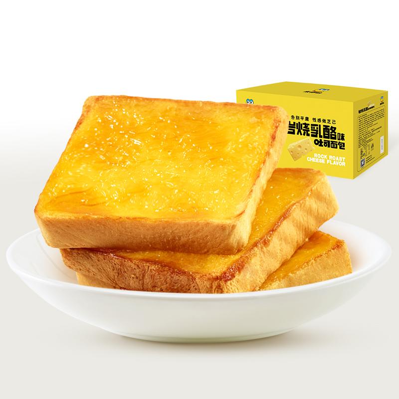 來伊份巖燒乳酪吐司500g