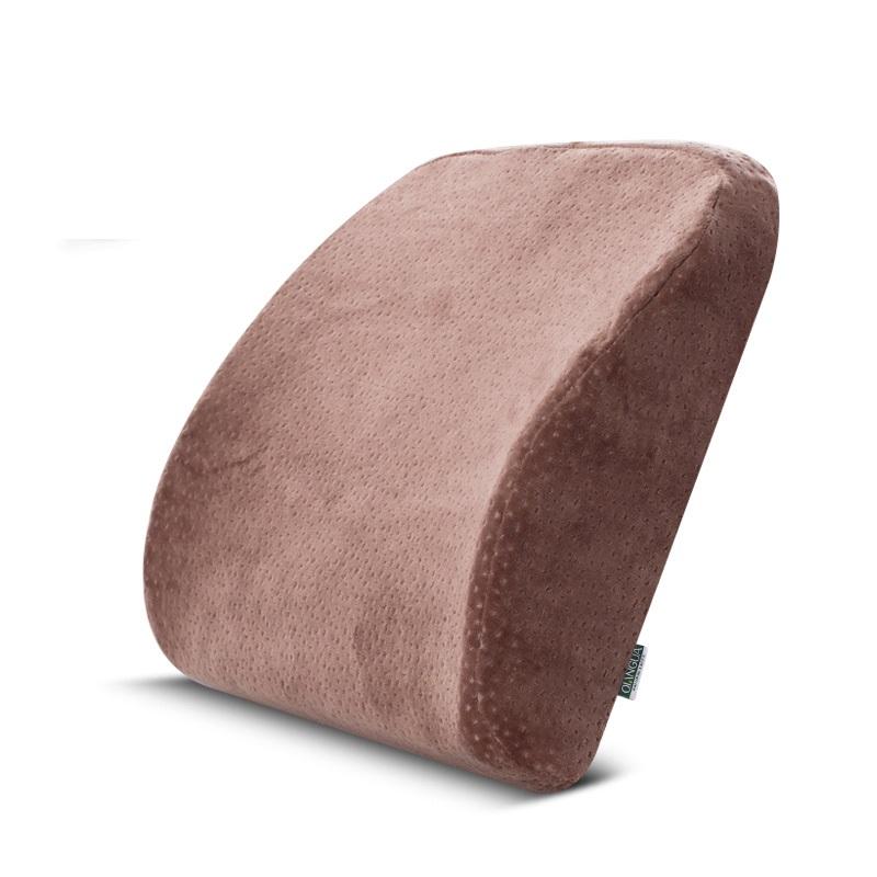 牵挂乳胶腰靠办公室椅子腰垫
