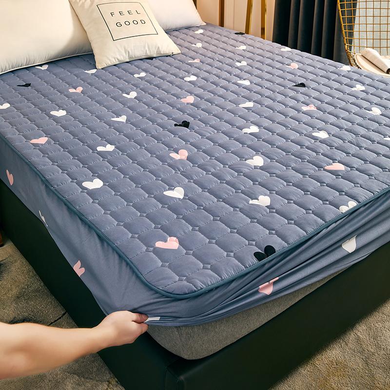 全包裹防水夹棉床笠