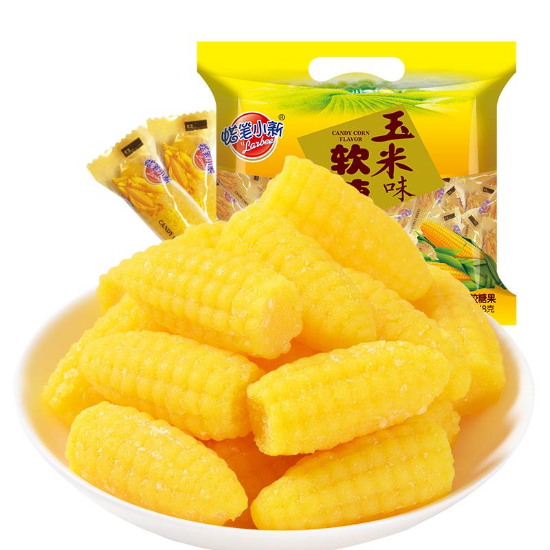 玉米糖软糖568g