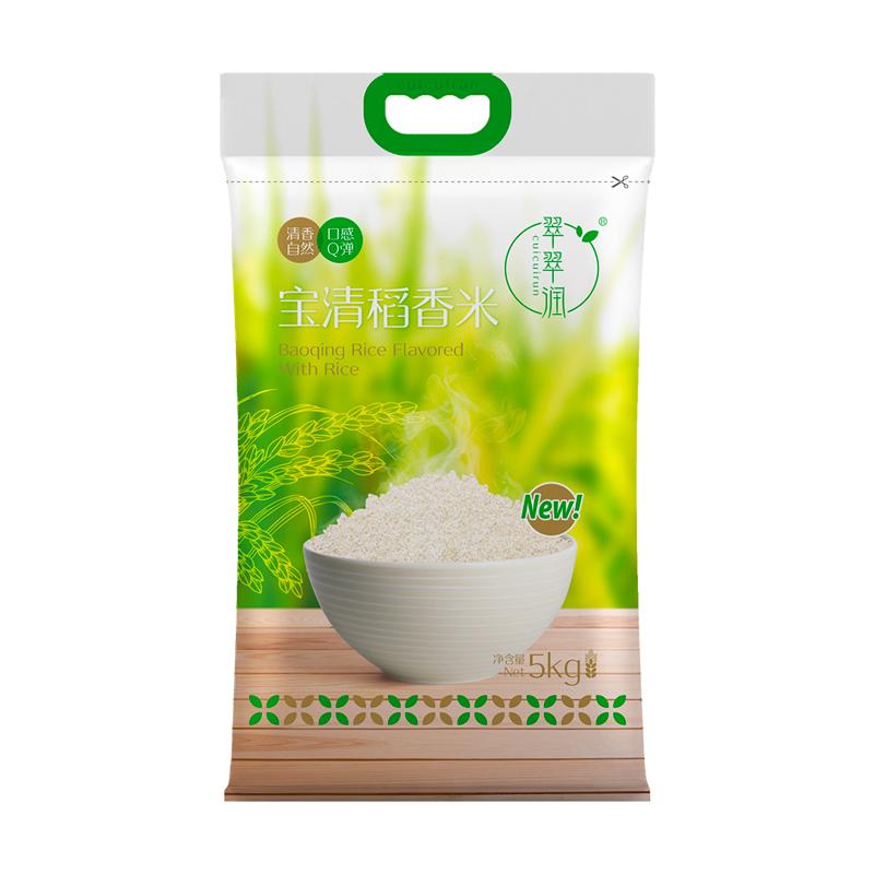 翠翠润稻香米5kg