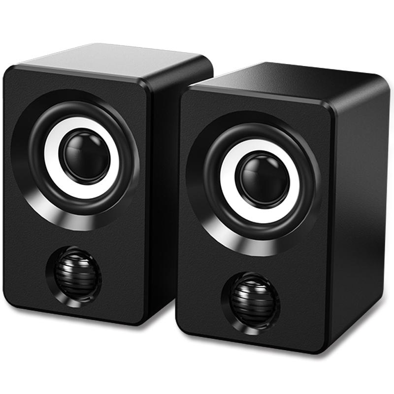 高音质电脑音响小音箱